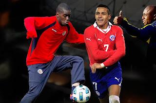 Las 10 Figuras de la copa América 2011