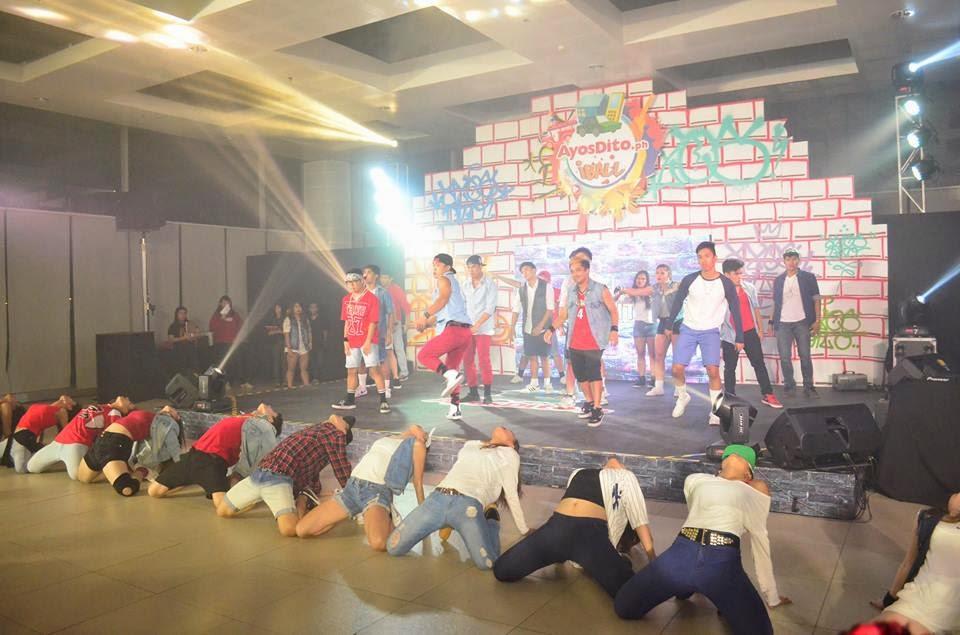 DLSU's La Salle Dance Company – Street
