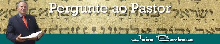 Pr: JOÃO BARBOSA