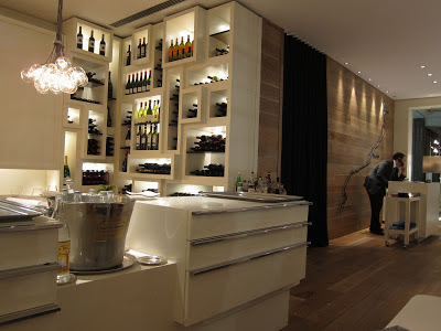 Enoteca, Hotel Arts Barcelona