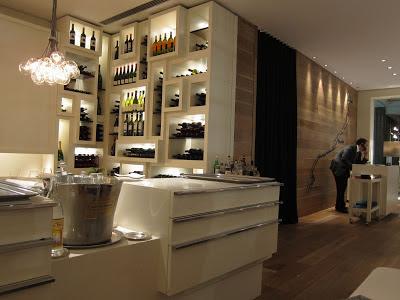 Enoteca, Hotel Arts Barcelona