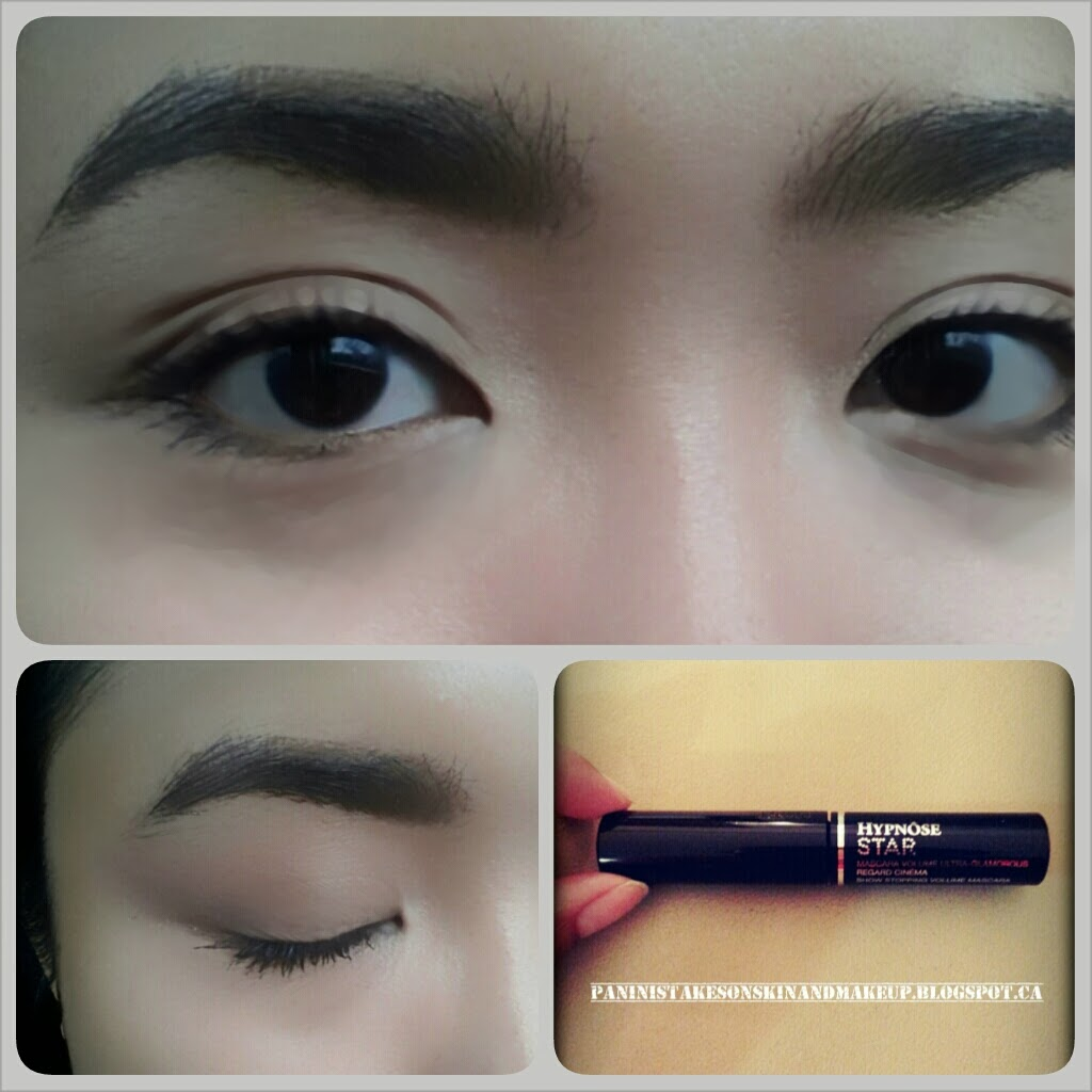 c72964b29b0 In the picture above, I had applied only one coat of the mascara - thicker,  fuller lashes without clumps. Imagine how dense my lashes would be with 2  or 3 ...