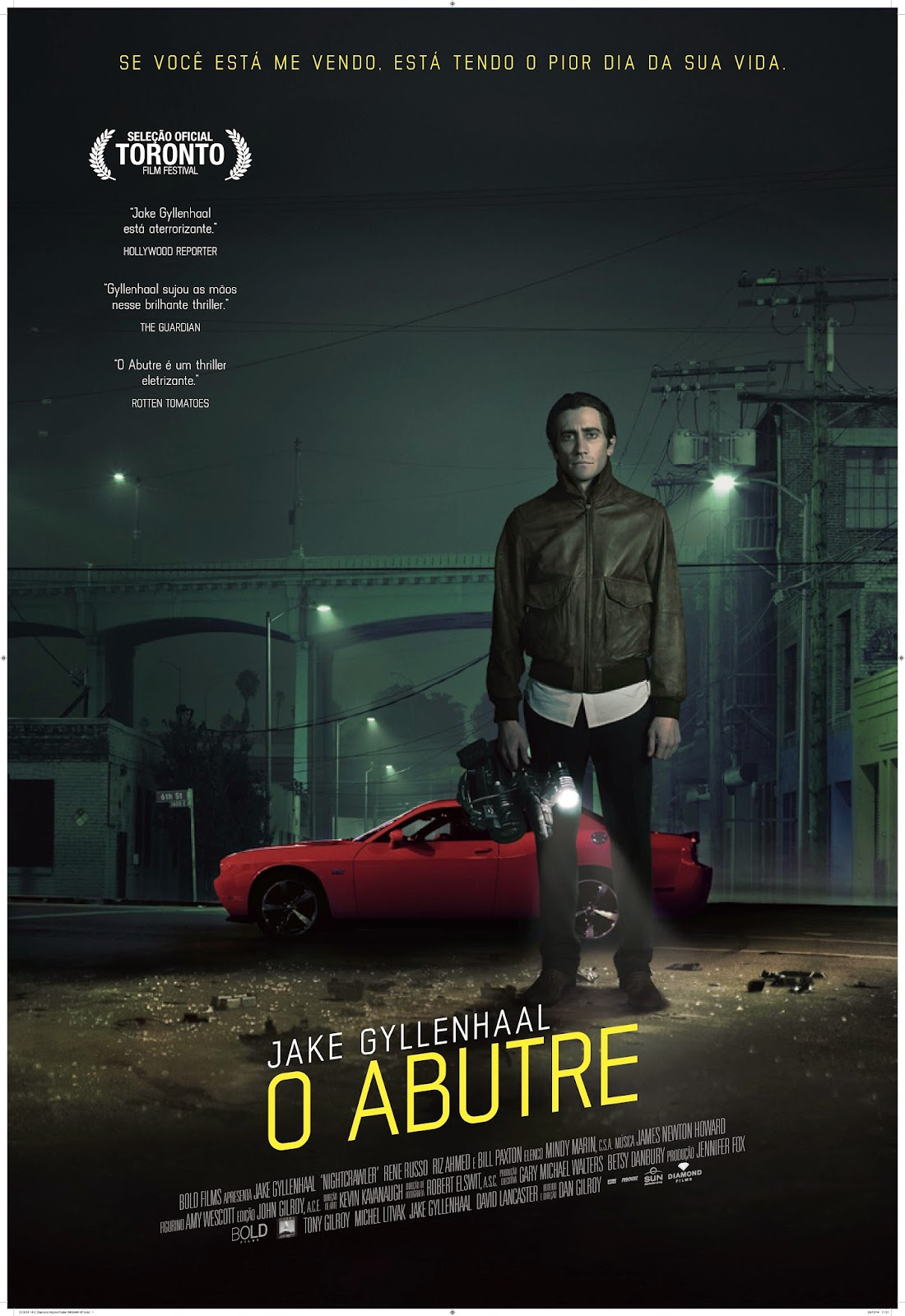 O Abutre – Dublado (2014)