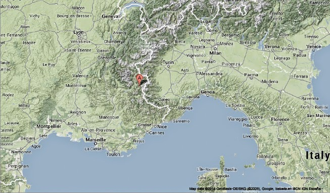 Sciency Thoughts Magnitude 49 Earthquake in southern France
