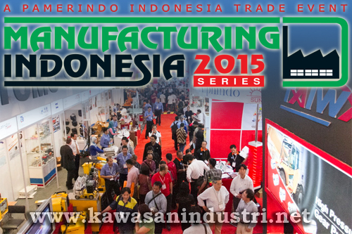 Pameran Manufacturing Indonesia 2015
