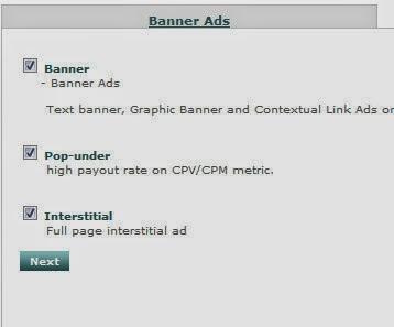 Cara Mendaftar Iklan Adsense Adsec Network