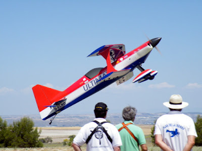 Gran Escala de Aranjuez aeromodelismo