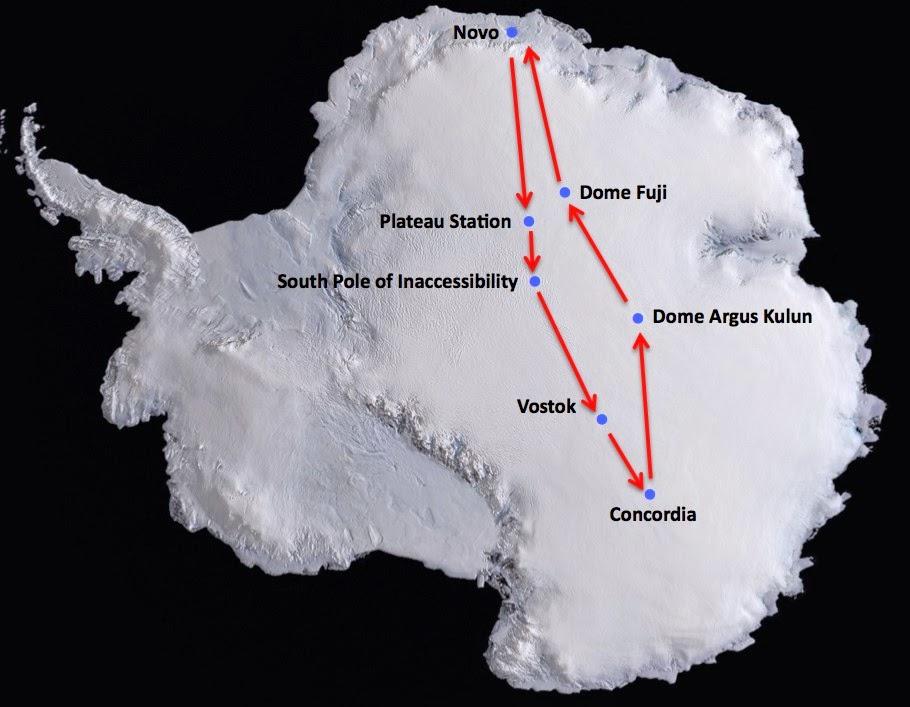 Antarctica 2017-18