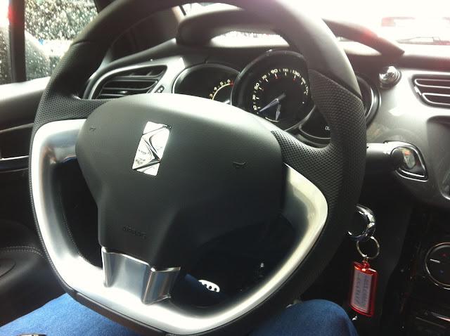 Citroen DS3 Cabrio Test Drive THP 1.6