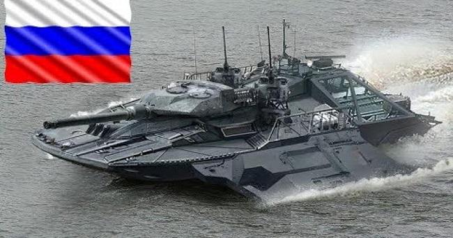 Τα 10 καλύτερα όπλα της Ρωσίας (βίντεο)