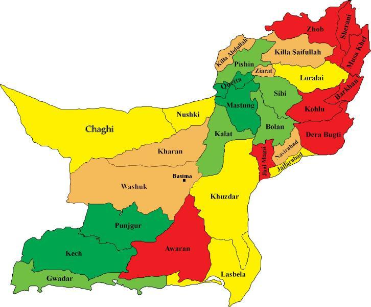 Location of Basima tow...