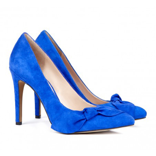 Sprinkles and Style || Sole Society Elisa Pumps,Sole Society Elisa Parrot Blue