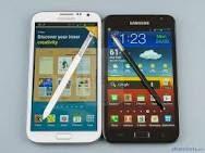 Harga Dan Spesifikasi Samsung Galaxy Note New