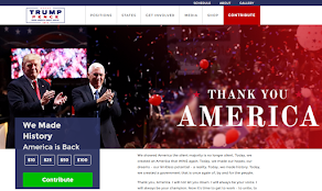 donald j trump Official Website