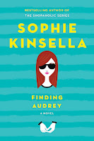 Books: Finding Audrey by Sophie Kinsella (Age: 12+)