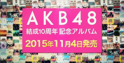 """AKB48 >> Single """"#Sukinanda"""" - Página 8 Akb48-best-album"""