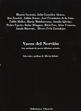 VOCES DEL NERVIÓN (ANTOLOGÍA)