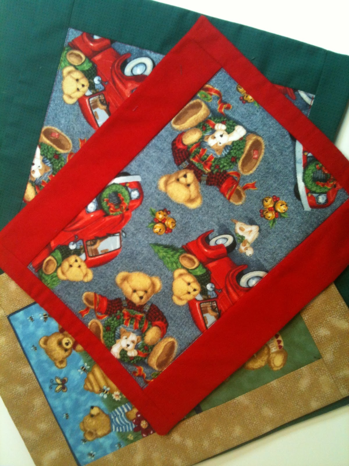 Quilt Guild Project Ideas : Nip n Tuck Quilting