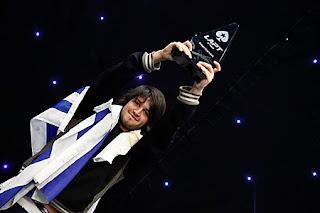 Alex Gustavo Komaroni ganador LAPT4 Punta del Este