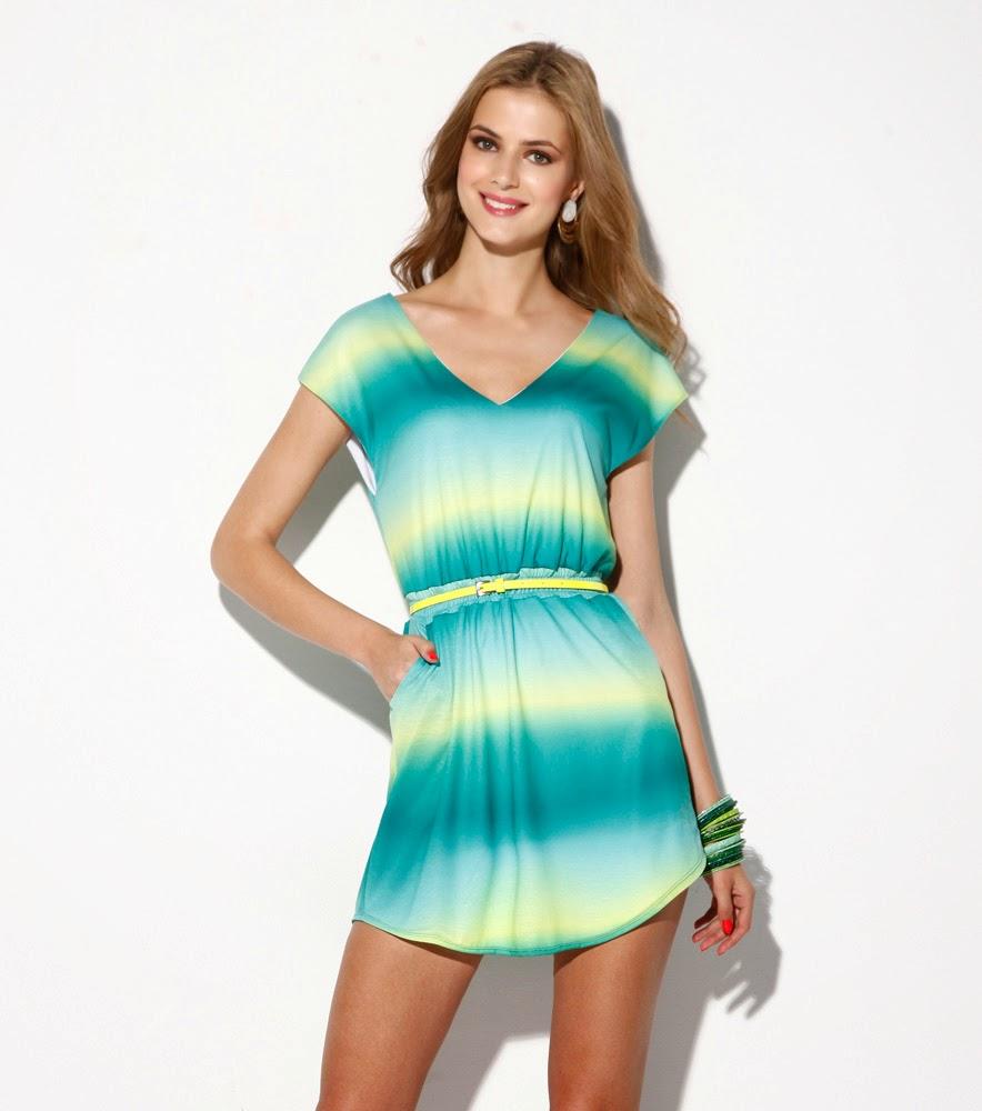 Nuevos vestidos cortos