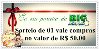 Sorteio no Blog da Cris