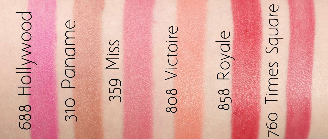 Dior Rouge Dior Lipsticks for Spring 2015: Review and Swatches ...