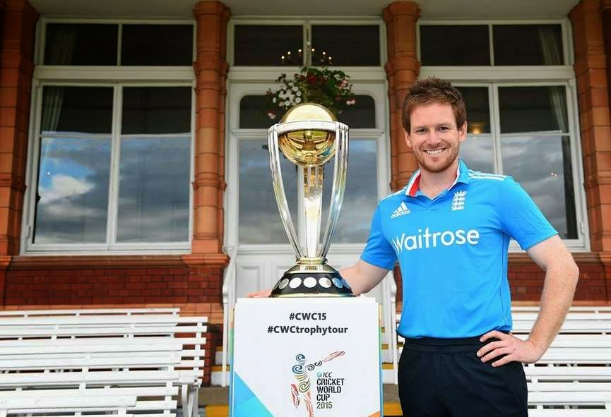 England Cricket Announce 15 members team for the ICC World Cup 2015