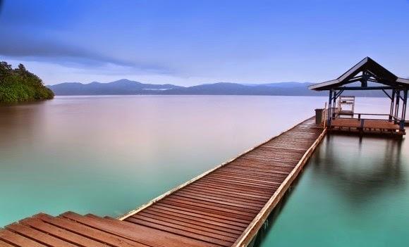 Wisata Danau Matano Luwu Timur