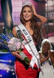 Hoa hậu Mỹ - Miss USA