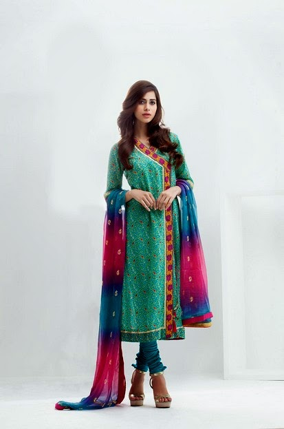 Shaadianeh Eid Collection 2014-2015