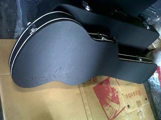 Hardcase Bass Cort B4