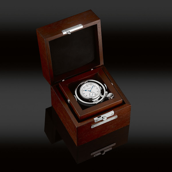 Hamilton Khaki Navy Pioneer Edition Limitée Watch box