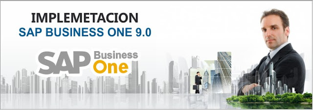 Implementación de SAP Business One - CSAP