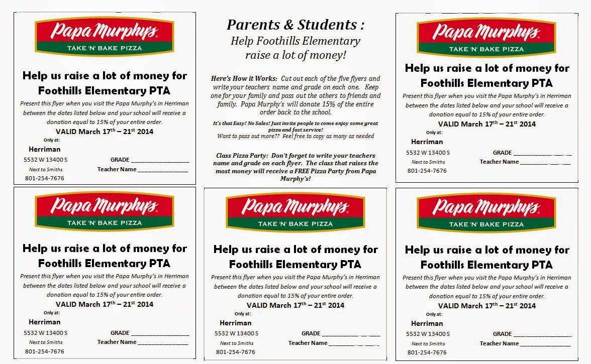 graphic relating to Papa Murphy Coupon Printable referred to as Sunsplash discount codes 2018 papa murphys - Overstock coupon 15