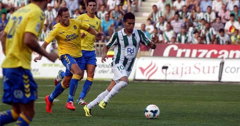 Córdoba y Las Palmas lo dejan todo para la vuelta