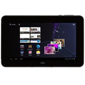 Flipkart : AOC MG70DR-8 8gb Tablet worth Rs 6999 at Rs.4199