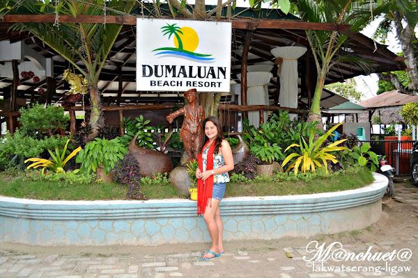 Dumaluan Beach Resort Lakwatserang Ligaw