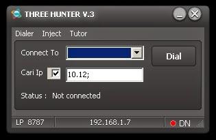 Inject Tri HUNTER V.3 27 Agustus 2014