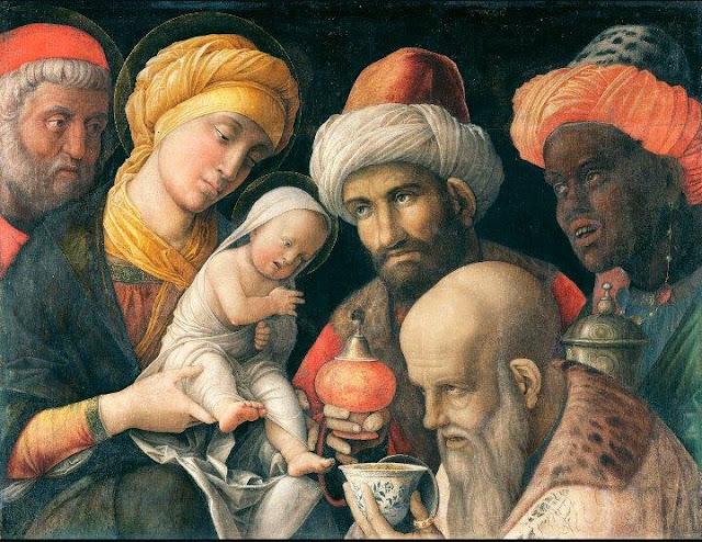 Epifanía de Andrea Mantegna