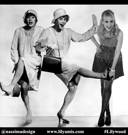 Hollywood Classic Movie Some like it Hot