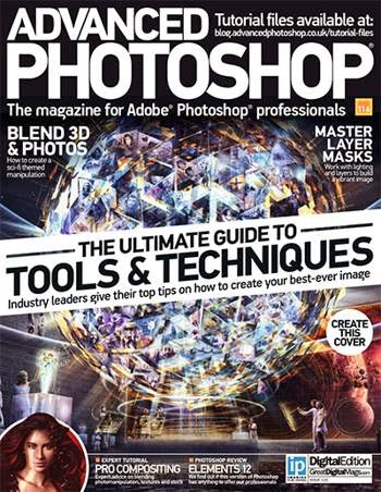 Advanced Photoshop Magazine Issue 116 2013