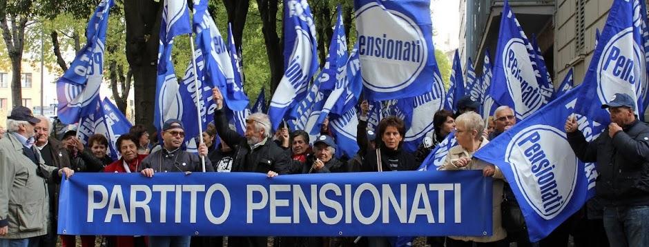 Gruppo Consiliare Partito Pensionati - Pensionati Lombardia