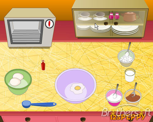 free online cooking games page 1