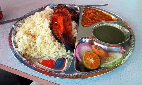 Lo mejor de la comida hindú