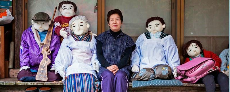 Nagoro, el valle de los muñecos