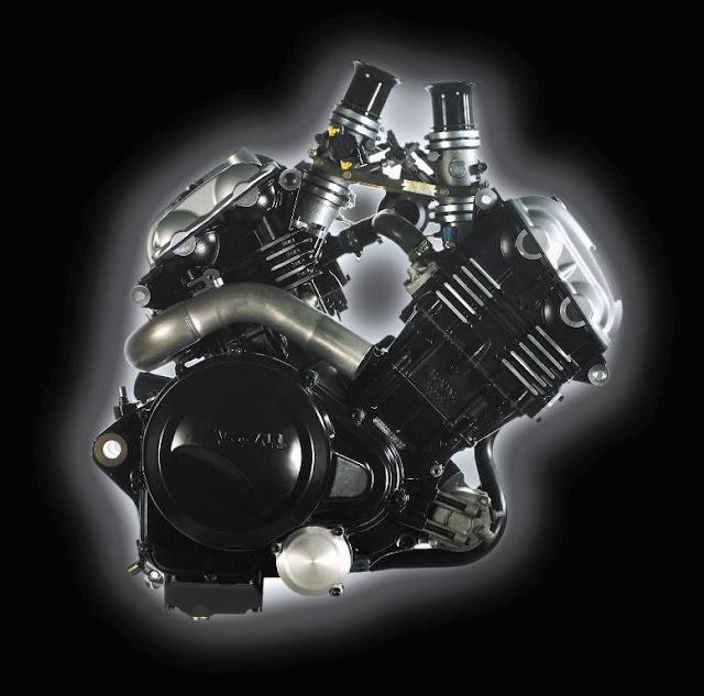 Voxan V72 Engine Motor