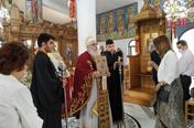 Κυριακή του Πάσχα στην Ενορία μας. Η Λαμπροφόρος ημέρα της Αναστάσεως του Κυρίου μας! (φωτο+video)
