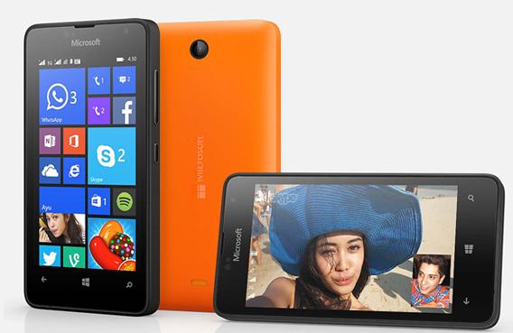 Harga HP microsoft lumia 430 terbaru 2015
