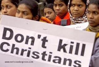 Cristianos perseguidos hoy