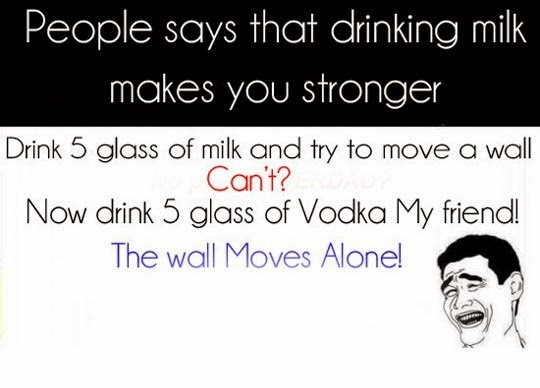 Funny Drinking Image
